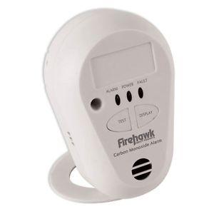 Fire Hawk Carbon Monoxide Alarm
