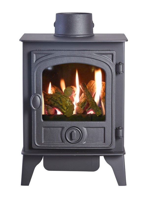 3.7KW Hawk 4D Conventional Gas Stove - Ex Display