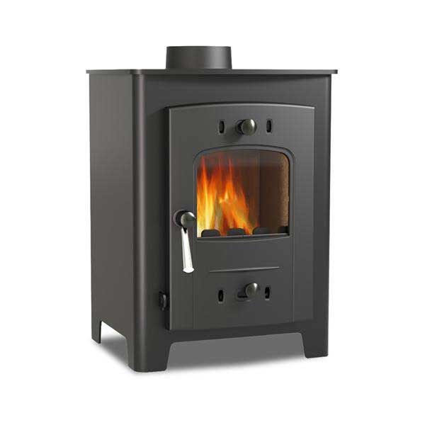 4.9KW Hardy 5 Multi Fuel Stove