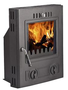 6.5KW Lilyking 609 Inset Multi Fuel Stove