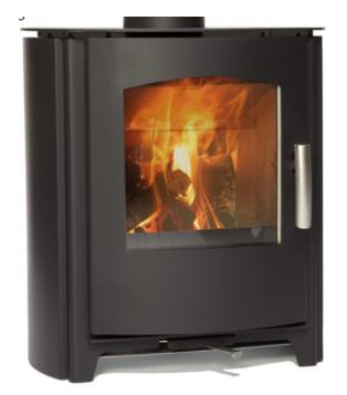 8KW Churchill 8 SE Convection Multi Fuel Stove - EX DISPLAY