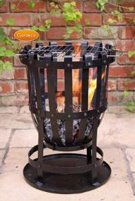 Brazier Fire Basket