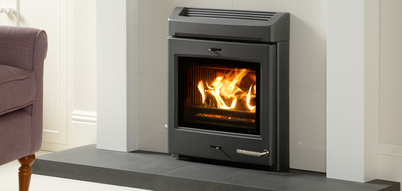5kw CL Milner Inset Multi Fuel Stove
