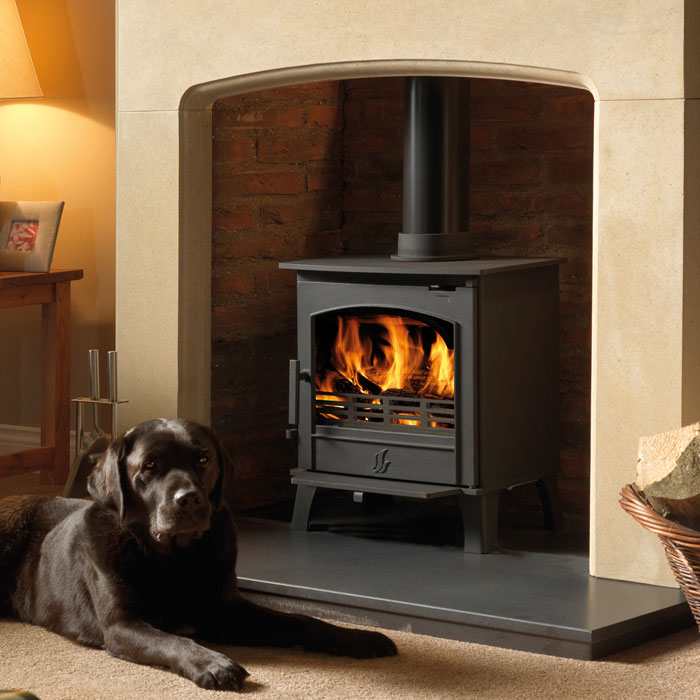5kw Earlswood III Multi Fuel Stove
