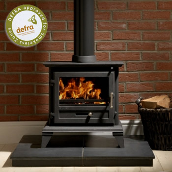 8.4KW Firefox 8 Clean Burn Classic Multi Fuel Stove