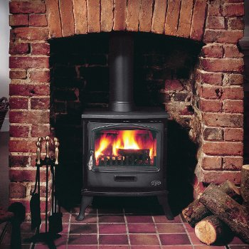 6KW Tiger Multi Fuel Stove