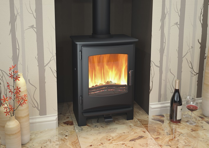 5KW Ignite 5 SE Multi Fuel Stove