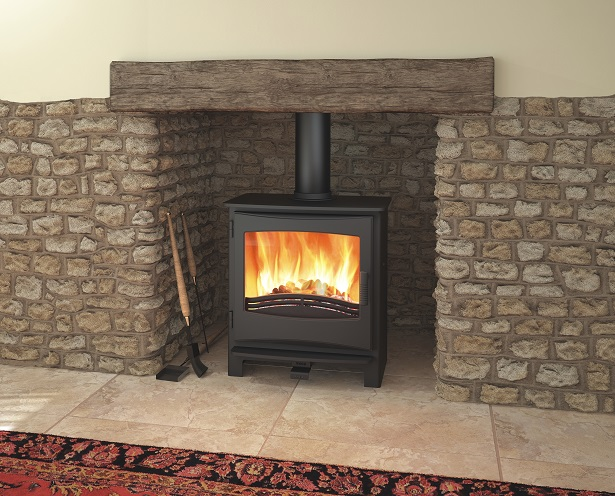 7KW Ignite 7 SE Multi Fuel Stove