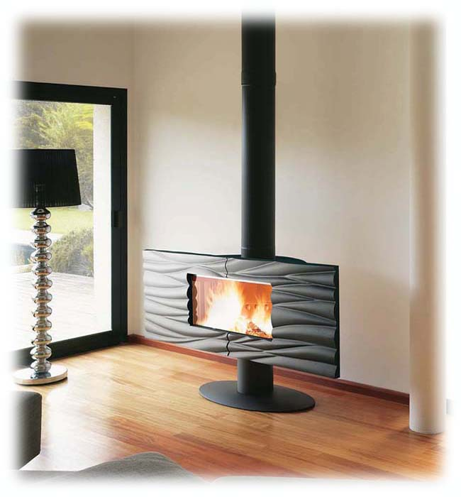 12KW Gaya Woodburning Stove