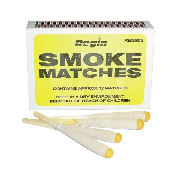 Regin Smoke Matches