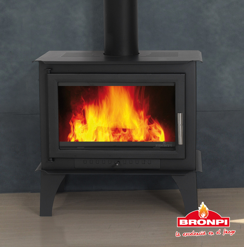 12.5KW Sena Plus Woodburning Stove