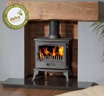 5KW Tiger Superclean Multi Fuel Stove