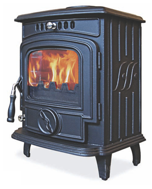 4.6KW Baby Gabriel Woodburning Defra Stove