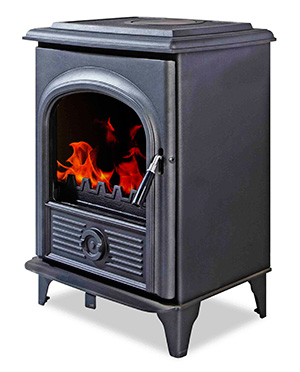 8KW Alpha 2 Multi Fuel Stove