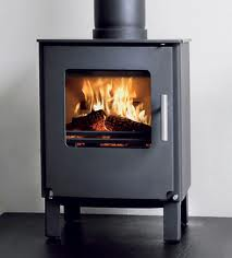 4.9KW Westfire One Multi Fuel Stove