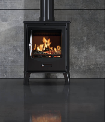 5kW Vue Accona SE Multi Fuel Stove