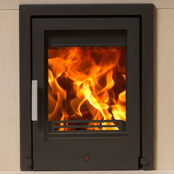 5kW Tenbury T400 Inset SE Multi Fuel and Wood Burning Stove