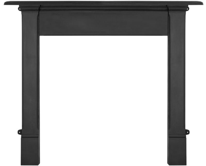 The Alice Cast Iron Fireplace Surround