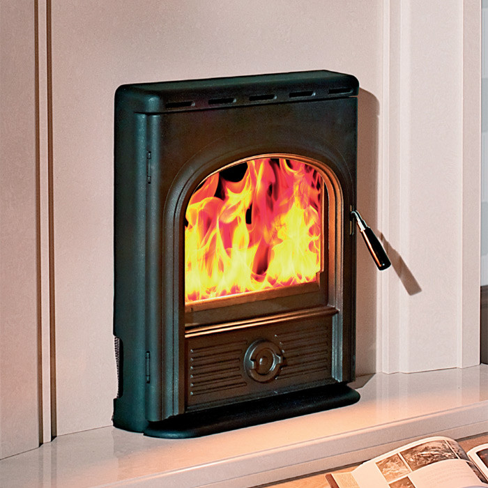 4.9KW Alpha Inset Multi Fuel Stove
