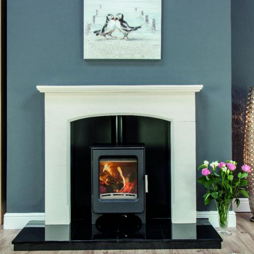 4.7KW The Ashcott SE Wood burning Stove