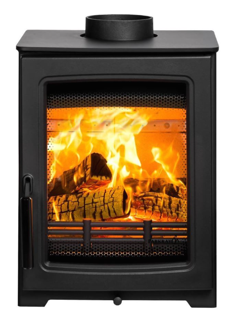 4.5kw Aspect 4 Compact Woodburning Stove