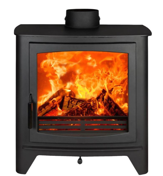 16.5kw Aspect 80B Woodburning Stove