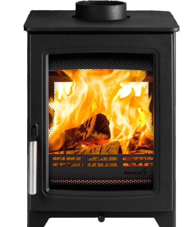 9.5kw Aspect 4 Double Sided Double Depth Wood Burning Stove