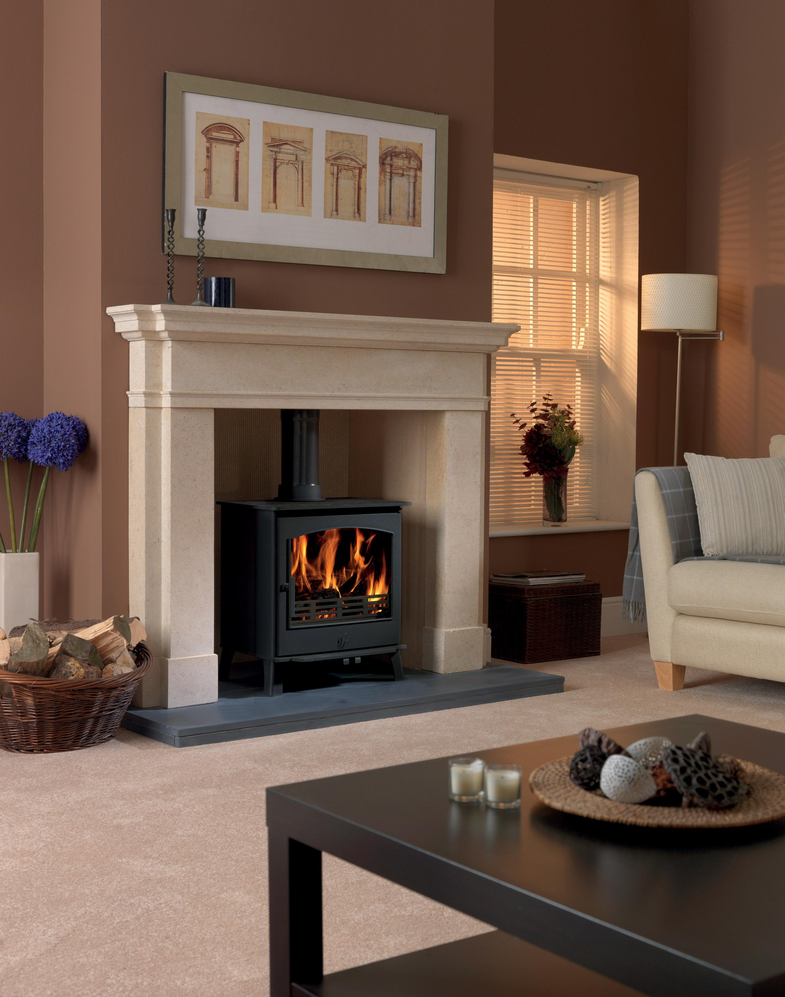 5kW Astwood Multi Fuel Stove