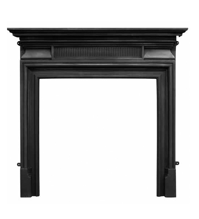 Belgrave Cast Iron Fireplace Surround
