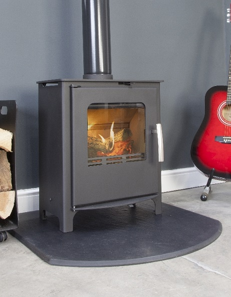 4.6KW Beltane Chew SE Multi Fuel Stove - Ex Display