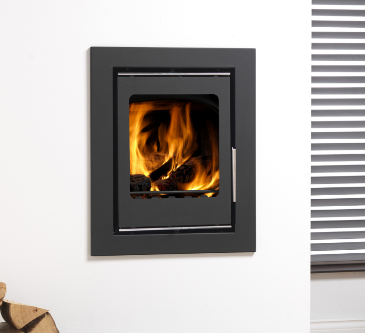 5kW Beltane Holford Inset Multi Fuel Stove