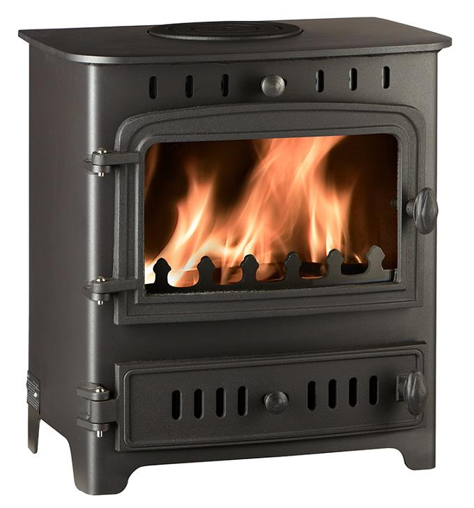 4.9KW Villager Chelsea Multi Fuel Stove