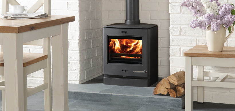 4.9kw CL5 Multi Fuel Stove - EX DISPLAY MODEL