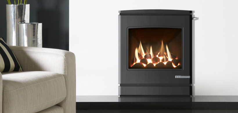 4.27kW CL7 Inset Conventional Flue Gas Fire