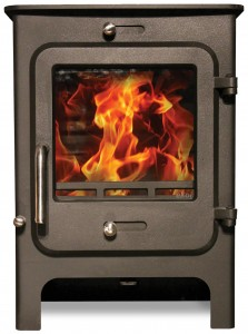 5KW Ekol Clarity 5 SE Wood Burning Stove