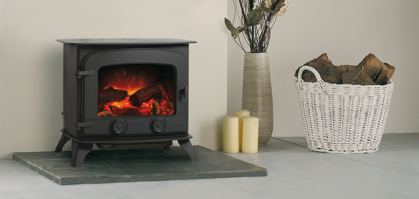 2KW Dartmoor Electric Stove