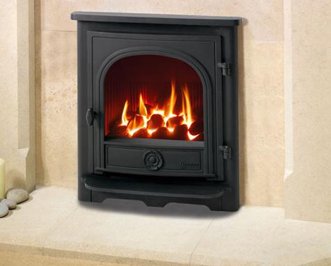 3.45KW Dartmouth Inset Balanced Flue Gas Stove