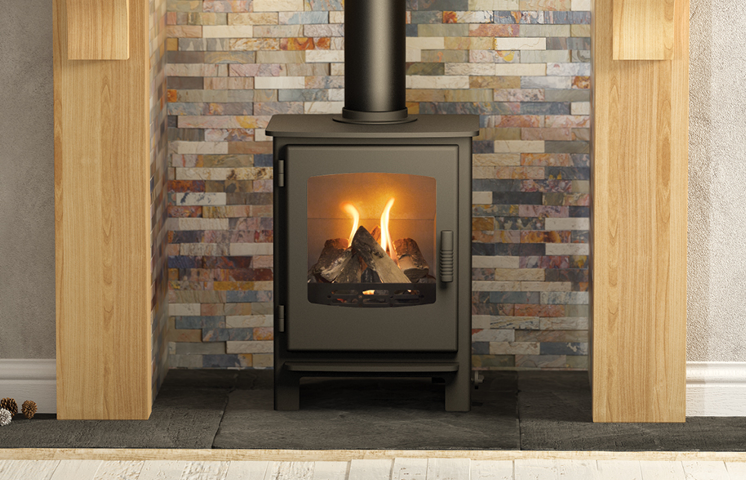 4.5kW Desire 5 Conventional Flue Gas Stove