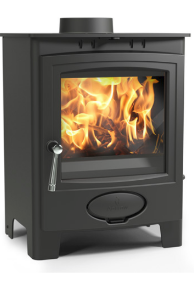 4.9kW Ecoburn Plus 5 Defra Woodburning Stove - EX DISPLAY