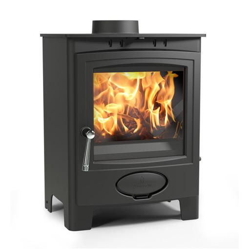 4.9kW Ecoburn Plus 5 Defra Woodburning Stove