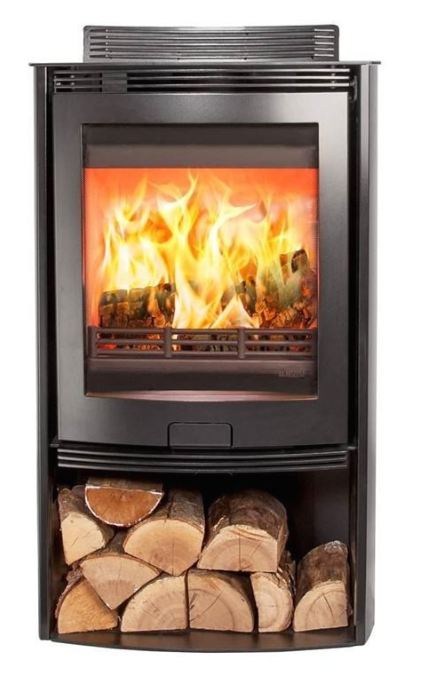 6.3kw Di Lusso Eco R5 Euro Woodburning Stove