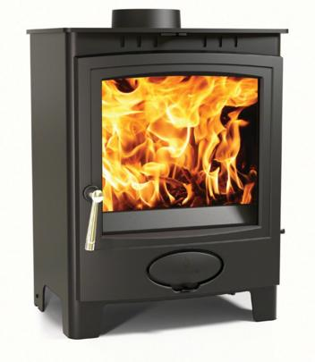 7KW Ecoburn Plus 7 Defra Woodburning Stove