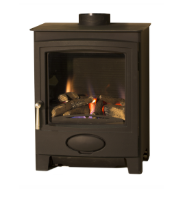 2.5-5kW Ecoburn Plus Medium Conventional Gas Stove