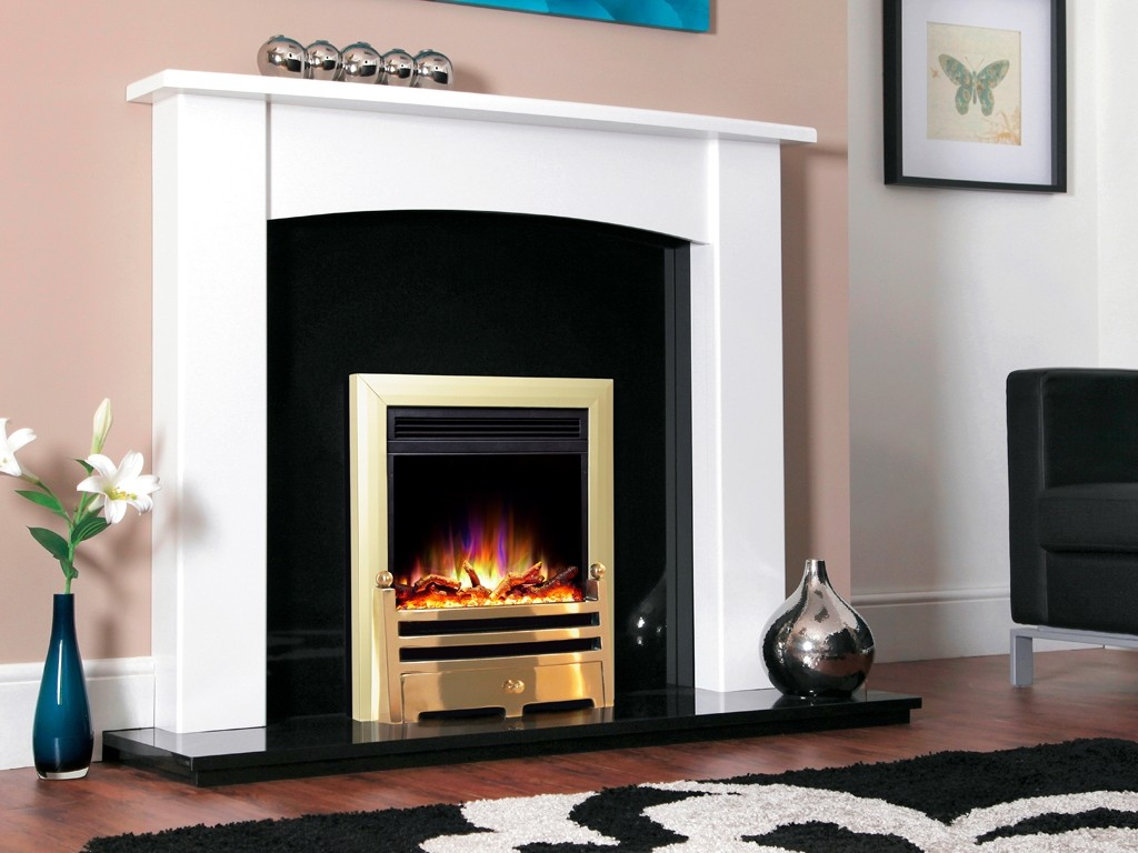 1.5KW Electriflame XD Bauhaus Electric Fire