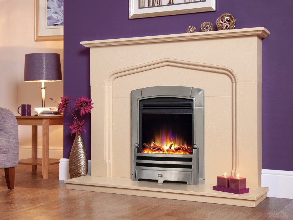 1.5KW Electriflame XD Caress Electric Fire