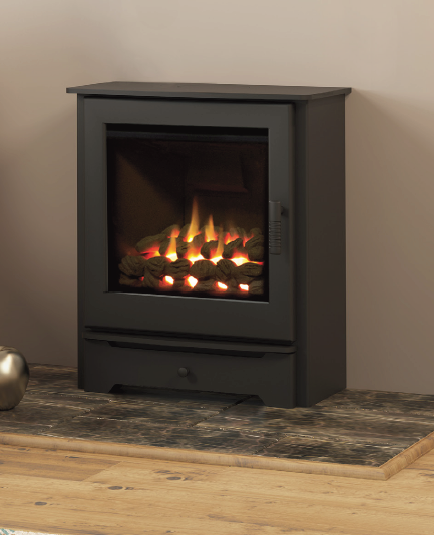 3.3kW Endure Balanced Flue Gas Stove