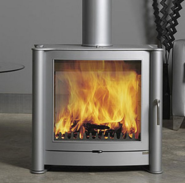 12KW FB2 Double Sided Woodburning Stove