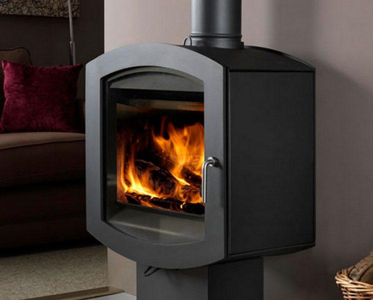 10KW Firepod Woodburning Stove