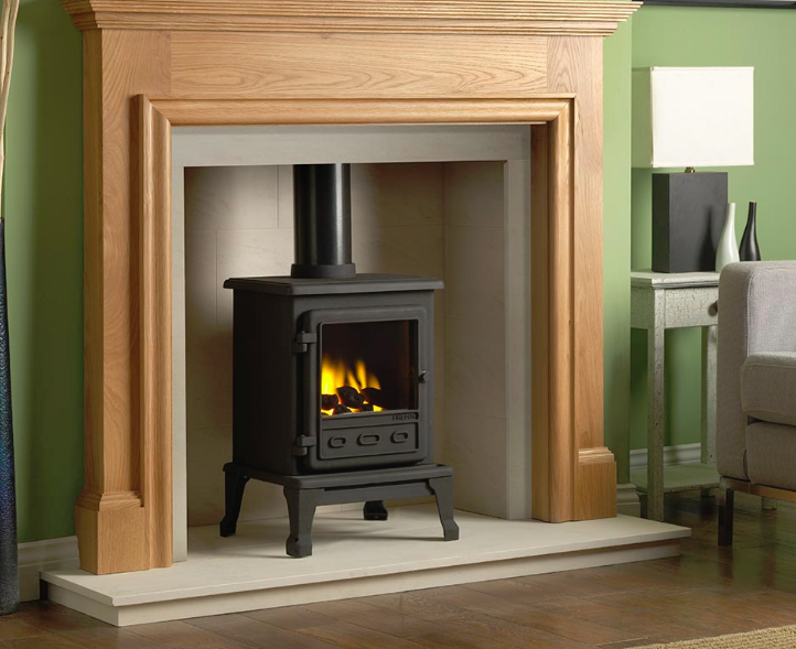 4KW Firefox 5 Conventional Gas Stove