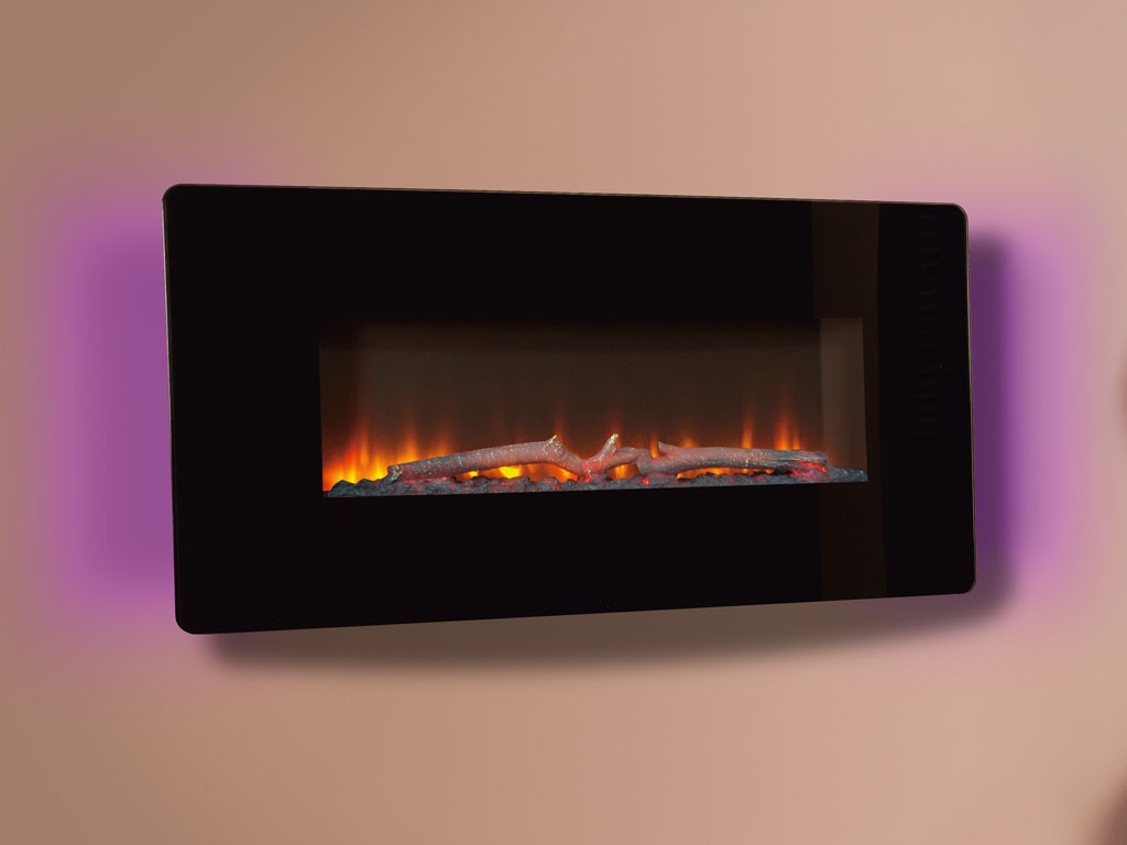 2KW Flamonik Enchant Electric Fire